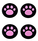 xbox one controller cover pink - Canamite Analog Stick Covers Thumb Grip Stick Caps for PS3 Dual Shock 3, PS2 Dual Shock 2 ,PS4 Dual Shock 4 or XBOX360,XBOX One Controllers 4pcsox One Xbox One S and Xbox 360 4pcs (pink)