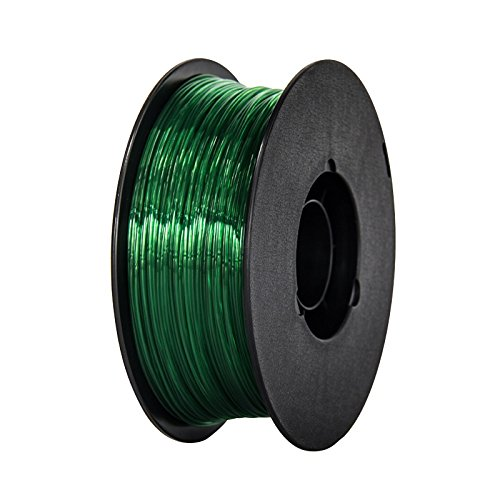 175mm-PLA-Dark-Green-3d-Printer-Filament-NW-1kg-Per-Spool-for-FlashForge-Creator-series