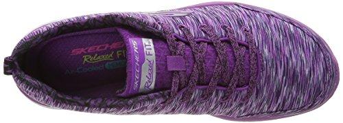 Skechers ValerisFull Force - Zapatillas Mujer Pur
