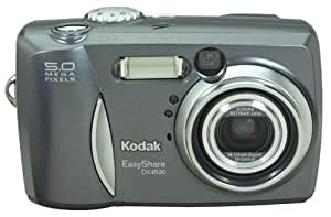 Kodak EasyShare DX4530 5MP Digital Camera w/ 3x Optical Zoom