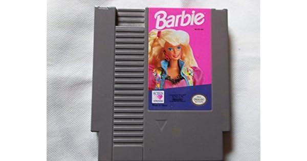 Amazon. Com: barbie nintendo nes: video games.