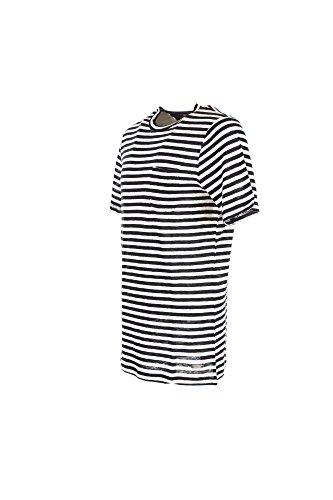 T-shirt Uomo Sseinse XL Blu/bianco Me1000ss Primavera Estate 2018