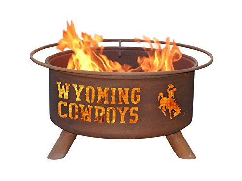 Patina Products F236 University of Wyoming Fire Pit Review