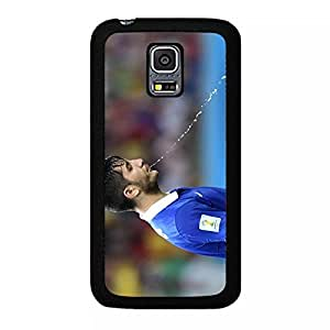 Unsual Design Associazione Sportiva Roma Phone Case Kostas Manolas Printing Plastic Cell Phone Case for samsung Galaxy S5 Mini