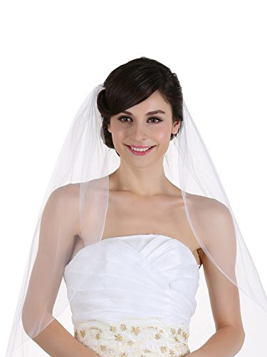 Plain Bridal Wedding Chapel Length product image