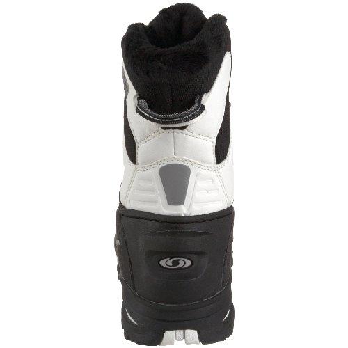 Chaussures 100997 Femme Sport De Nero Salomon nero SB5ZwqSW
