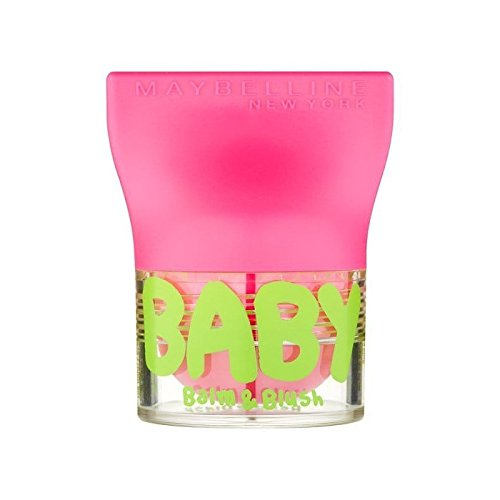Maybelline Baby Balm & Blush Flirty Pink Lip Balm (Pack of 6) - メイベリンベビーバーム&軽薄ピンクのリップクリーム赤面 x6 [並行輸入品] B07255JK5N