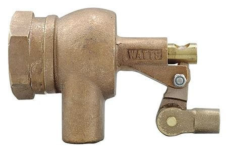 Watts 1500 1'' 1/2'' Bronze Heavy Duty Float Valve by Watts