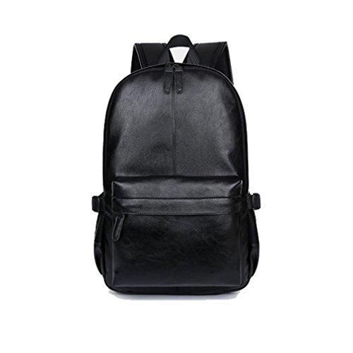 FAIRYSAN - Bolso mochila para mujer marrón marrón negro
