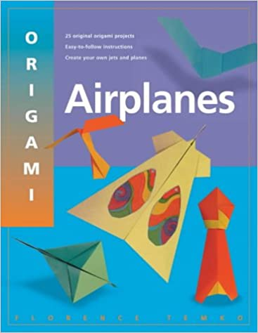 Book Origami Airplanes