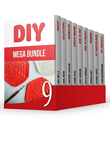 diy mega bundle amazing diy crafts guides for making amazing crafts you can easily