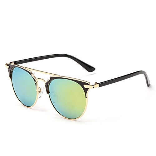 A-Roval Women Polarized Round Large Fashion Metal - Paul Frank Buy To Where