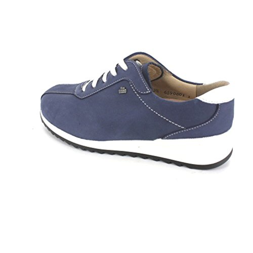 FinnComfort Lace SARNIA Womens Shoe Up 02365901451 Blue qqCxfH1Rw