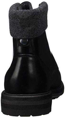 Black Nobel Negro Hombre Gant Botines G00 PUIRTUYn