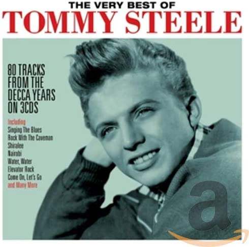Amazon | The Very Best Of Tommy Steele [Import] | Tommy Steele | 輸入盤 | 音楽