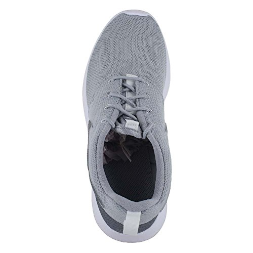 Nike Roshe Één Jongens Bg Loopschoenen 599728-028 Wolf Grijs 4,5 M Ons