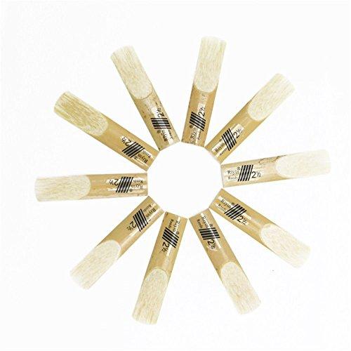 ELENKER 10pcs Alto Saxophone Reeds product image