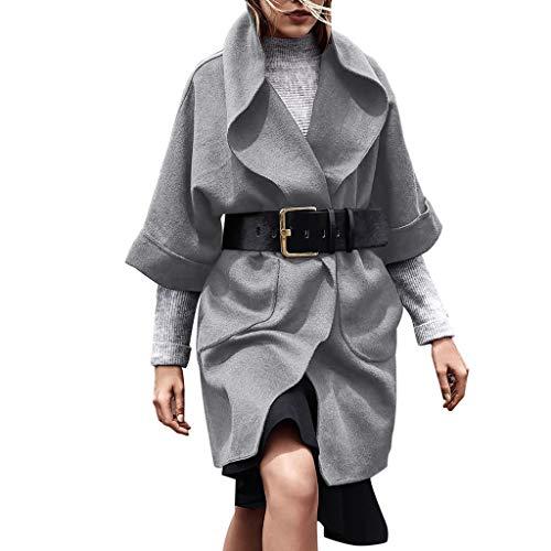- Women's Winter Coats, Padaleks Women Open Front Long Sleeve Coat Jacket Parka Outwear Cardigan Tops