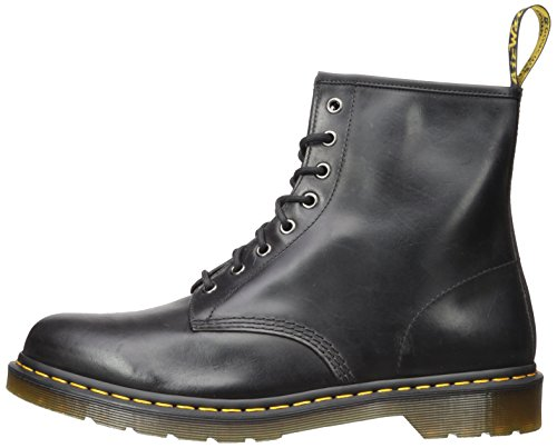 de Carbón unisex BROWN Eye 8 1460 Botas Boot cuero Martens Dr 11822212 qvw8BPWn