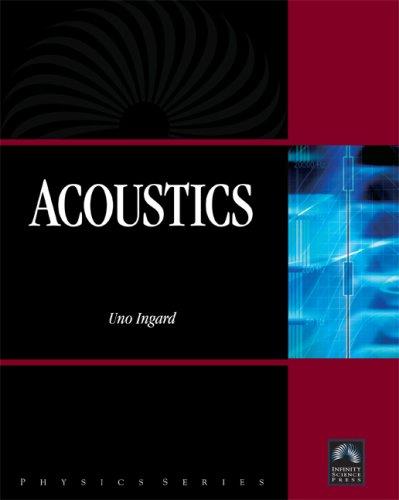 Notes on Acoustics (Physics)
