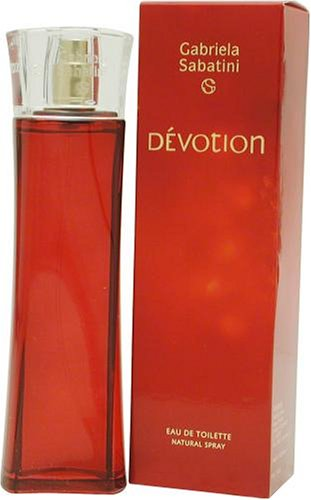 Devotion By Gabriella Sabatini For Women. Eau De Toilette Spray 1.7 Ounces