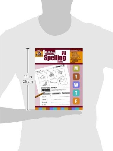 Workbook 2nd grade spelling worksheets : Amazon.com: Building Spelling Skills, Grade 2 (0023472027061 ...