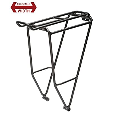 Blackburn 2017 Local Standard Front or Rear Bicycle Rack - 7081338
