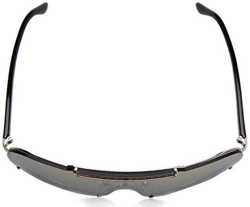 Silver de Versace Gafas 61 para 0Ve2140 Hombre Sol 6WZwq4A