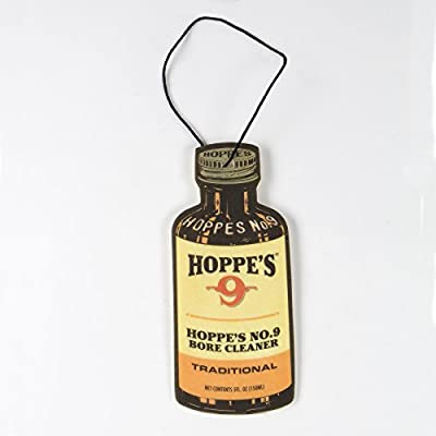 Hoppe's No. 9 Air Freshener, Pack of 3 : Sports & Outdoors
