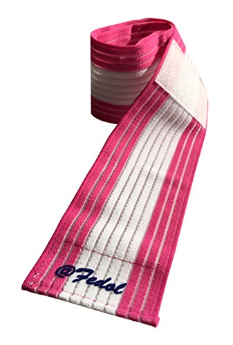 Fashion Every Day Ankle Wrap, Ankle Brace -Unisex (Pink/White, 23) ()