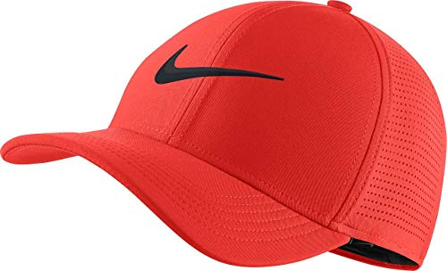 Nike AeroBill Classic 99 Performance Golf Cap 2019 Habanero Red/Anthracite/Black Large/X-Large (Classic Cap Nike)