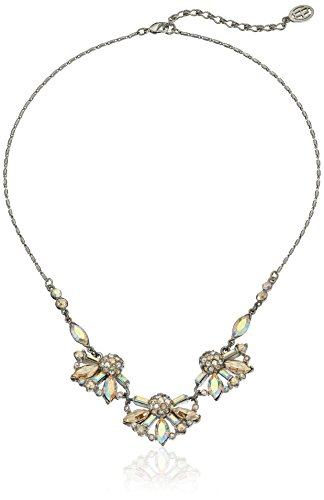 Ben-Amun Jewelry Swarovski Crystal Amore Tuscan Necklace for Bridal Wedding Anniversary by Ben-Amun Jewelry