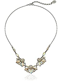 Swarovski Crystal Amore Tuscan Necklace for Bridal Wedding Anniversary