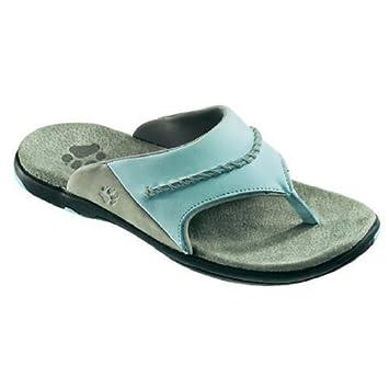 sports shoes 553b3 d01e7 Jack Wolfskin Sandale Frauen Paw String, Größe 37, hellblau ...