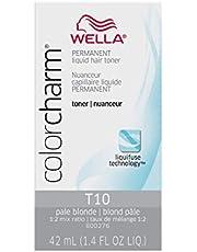 Wella ColorCharm Permanent Liquid Hair Toner