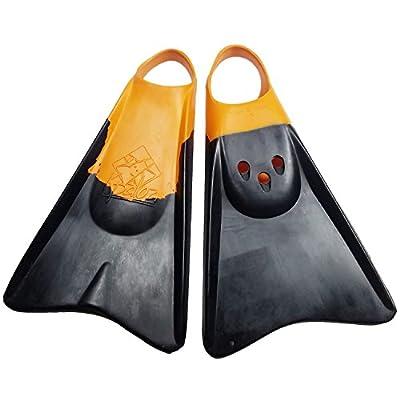 Kpaloa Swimfins - Orange/Black