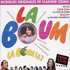 vladimir cosma la boum 1 la boum 2 music. Black Bedroom Furniture Sets. Home Design Ideas