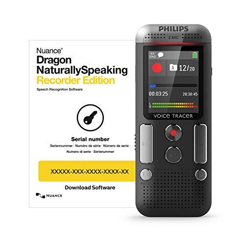 Philips VoiceTracer Audio Recorder