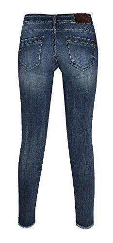 Jeans Saum Mit Unique Femme Taille W7071 Stickerei Am Zhrill wpZ7xTqw