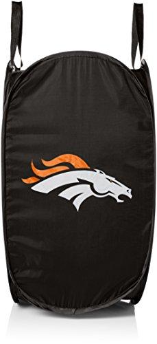 Denver Broncos Team Logo Laundry Hamper
