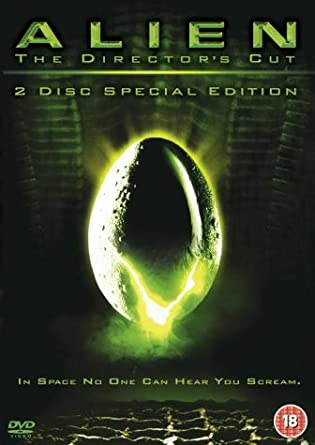 Alien The Directors Cut Two Disc Special Edition Dvd 1979 Amazon