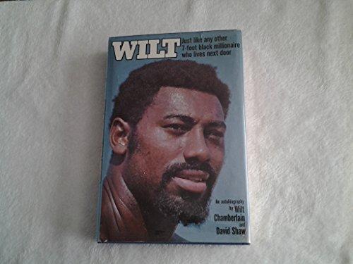 Wilt Leaf (Wilt; Just Like Any 7-foot Black Millionaire Who Lives Next Door)