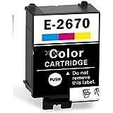 CARTUCCIA T2670 COLORE COMPATIBILE PER EPSON WF-100W C13T26704010 T267 CAPACITA' 11,4ML - 250 PAGINE