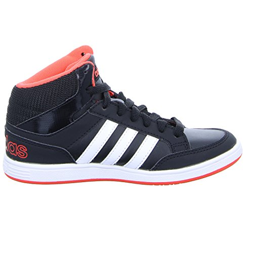 Adidas neo BB9970 Zapatos Niño Core Black