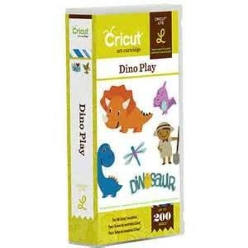 Cricut Dino Play Cartridge Provo Craft 2001469