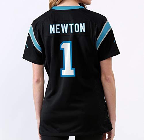 - Intuit Fast Women Cam_Newton_1_Black Fans Replica Jersey Sportswear Custom Football Game Limited Elite Legend Jerseys