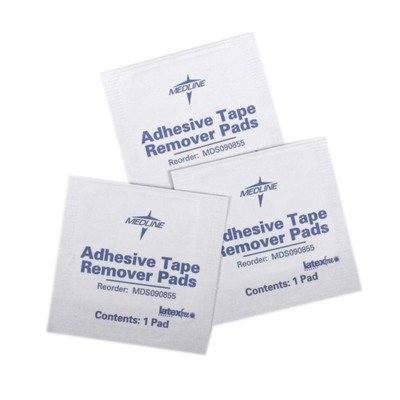 Medline MDS090855H Adhesive Remover Pads