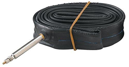 Diamondback 700x20/25 48mm Smooth Presta Valve Bicycle Tube, Black