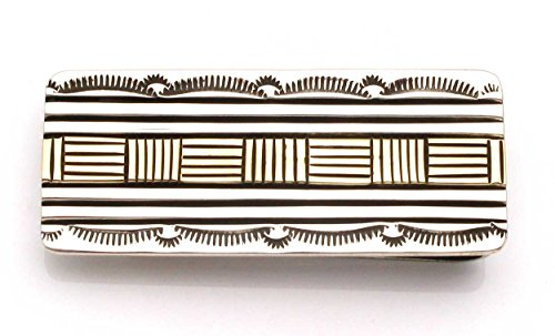 amp; KT Sterling 14 Clip Navajo Bruce by Morgan Silver Money TqBwxE7OE