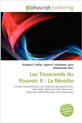 En ligne Les Tisserands Du Pouvoir II: La Revolte pdf